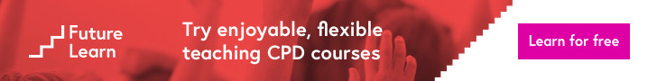 Future Learn Teacher CPD courses