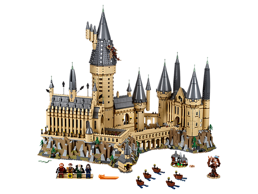 Lego Harry Potter Hogwarts
