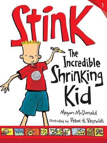 Stink by Megan McDonald