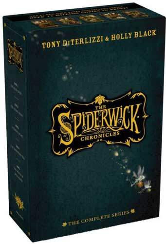 Spiderwick Chronicles by Tony DiTerlizzi and Holly Black