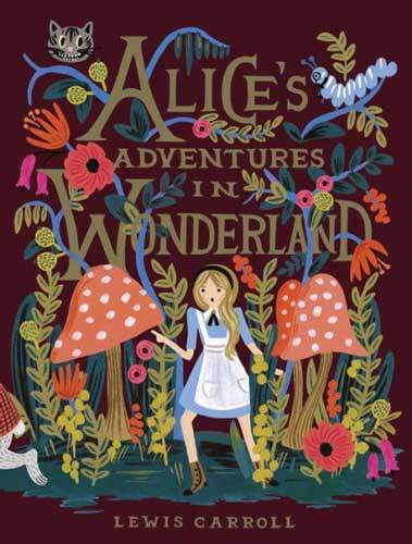 Alice's Adventures in Wonderland by Lewis Carroll - a classic story for children in grade 4