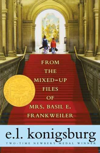 From the Mixed-Up Files of Mrs Basil E Frankweiler by E L Konigsburg