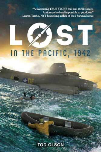 Lost in the Pacific by Tod Olson