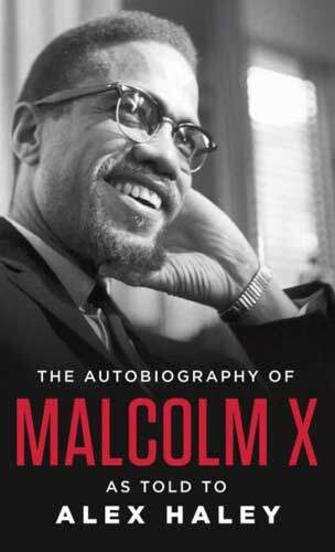 Malcolm X by Alex Haley