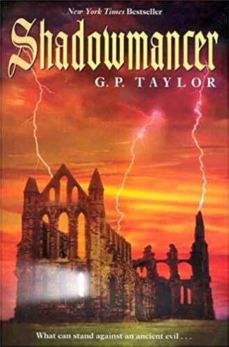 Shadowmancer by GP Taylor