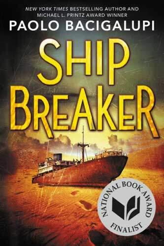 Shipbreaker by Paolo Bacigalupi