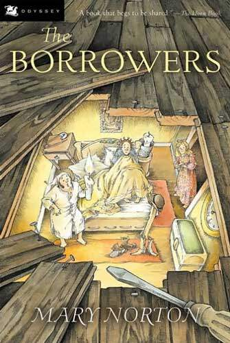 The Borrowers by Mary Norton