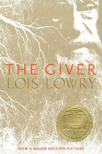 The Giver by Lois Lowry - books for 7th grade