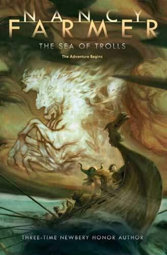 Sea of Trolls by Nancy Farmer