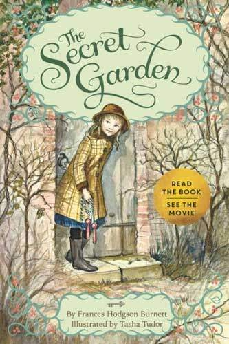 The Secret Garden by Frances Hodson Burnett