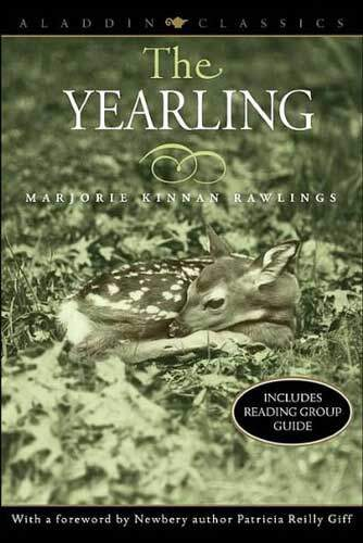 The Yearling by Marjorie Rawlings