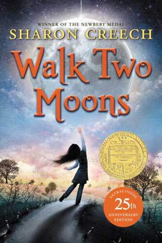 Walk Two Moons by Sharon Creech - ideal 6th grade book club novel