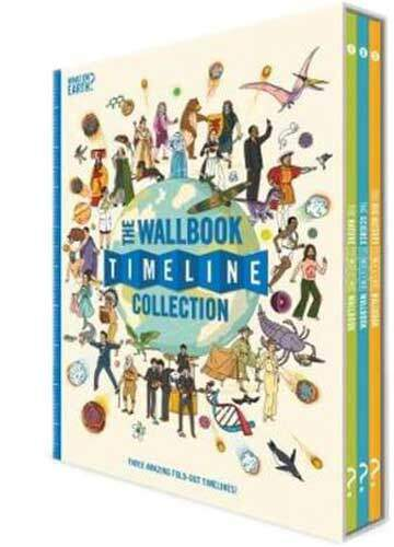 The What on Earth Timeline Collection by Christopher Lloyd