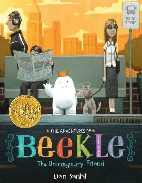 The Adventures of Beekle by Dan Santat - perfect grade k text