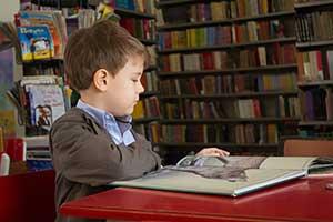 Books for children in elementary school